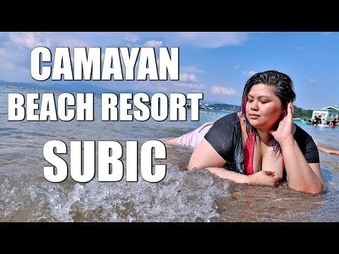 ANG GANDA SA SUBIC BEACH NA ITO! (April 10, 2018) | Bing Vlogs