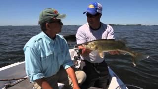 Casting Crankbaits For Shallow Water Walleyes