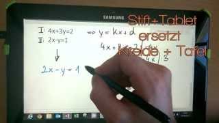 Microsoft OneNote als Zentrale für den Mathematik-Unterricht
