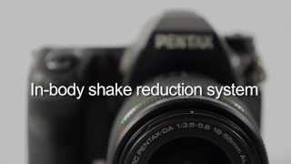 Pentax K-5 II DSLR Camera Video