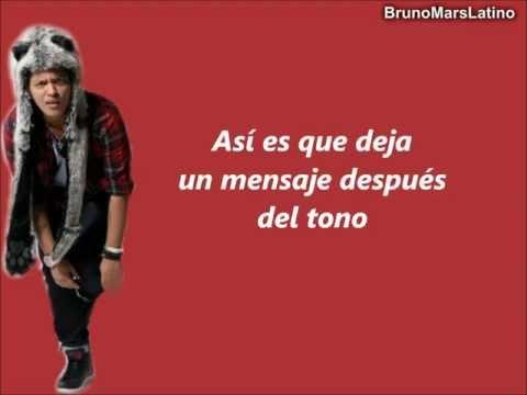 The lazy song - Bruno Mars (Traducida al Español).