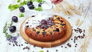 Сливовый пирог - Рецепты от Со Вкусом