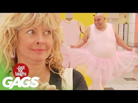 Big People Pranks - Best of Just For Laughs Gags