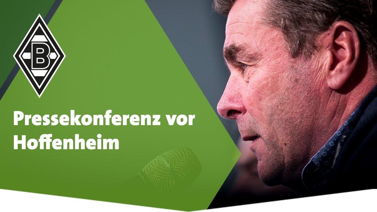Pressekonferenz Hoffenheim