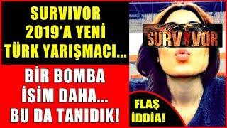 Survivor 2019'a Yeni Türk Yarışmacı! Bomba İddia! Yine Tanıdık Bir İsim!