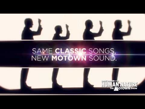 Smokey Robinson Presents Human Nature: The Motown Show