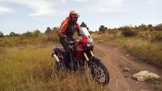 Honda Africa Twin DCT teszt - Onroad.hu