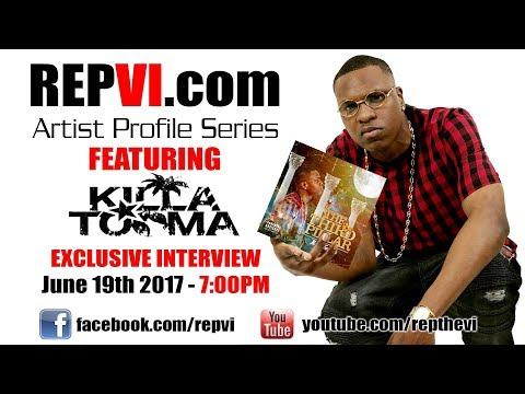 """KillaTooma """"Artist Profile Series"""" Interview w/ RepVI.com"""