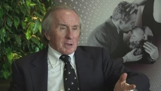 Sir Jackie Stewart discusses
