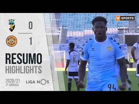 SC Farense Nacional Goals And Highlights