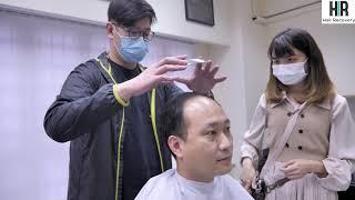 【Hair Recovery復原法】香港假髮專門店 - 終於唔使剃頭髮啦 !!(精華版)
