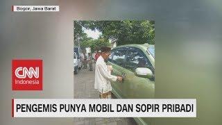 Viral! Pengemis Punya Mobil & Sopir Pribadi