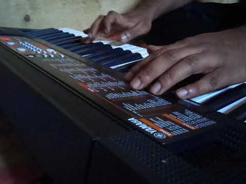 Garba song...Khali Bali..Khali Bali..PSR F51..Mahe