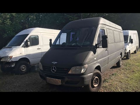 YES my 2005 Mercedes Sprinter Engine FINALY Started and What I did Season 2 ZIMALETA How To