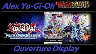 vuclip Yu-Gi-Oh! Ouverture Display Pack du Duelliste Gardiens Dimensionnels (DPDG)