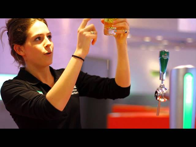 2015 - Amsterdam's Best Attractions - The Heineken Experience