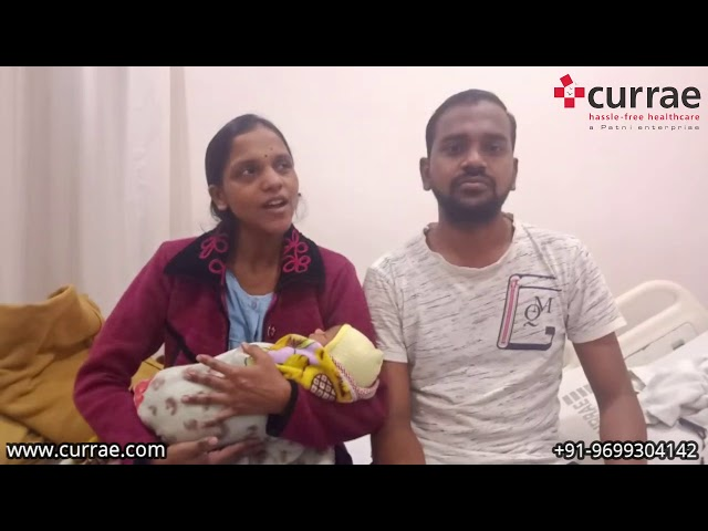 Pt. Priyanka Yewale   Birthing   Dr. Sangeeta Shetty   Currae hospitals