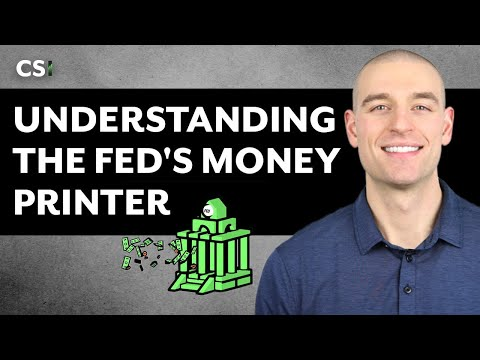 """Understanding the Fed's """"Money Printer"""" (QE, the Stock Market, and Inflation)"""
