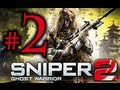 Sniper Ghost Warrior 2 Walkthrough Part 2 [1080p HD]