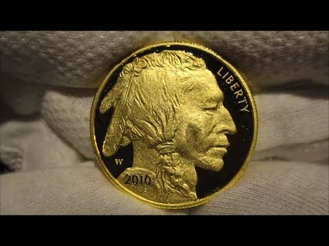 2010 American Buffalo Gold Proof Coin 1 Oz