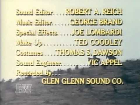 The Guns of Will Sonnett Closing (1967)/ KingWorld Productions *Red Tint* (1984)