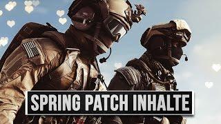 Battlefield 4 Spring Patch - Inhalte stehen fest (BF4 Frühlings-Update)