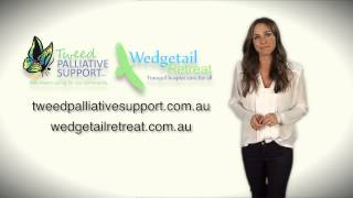 Natalie Gruzlewski for Tweed Palliative Support & Wedgetail Retreat