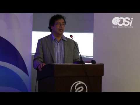 Keynote Speech of Mr. Gustavo Francisco Petro Urrego, Mayor of  Bogota to OSI Lima Conference