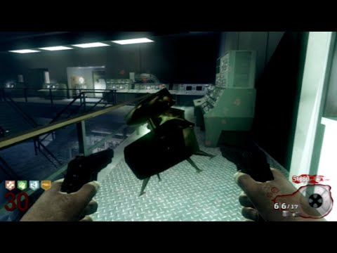 Cod Black Ops Zombies Five Rounds 1 40 Solo Gameplay No