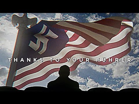 THE MAN IN THE HIGH CASTLE Season1 TRAILER (2015) new amazon Series