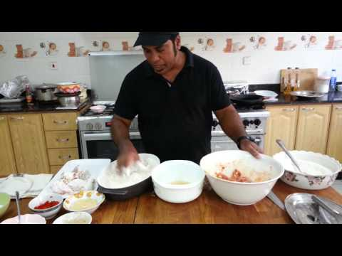 How to make crispy Chicken KFC or fried chicken-Chef PAUL SAMAR MULLICK
