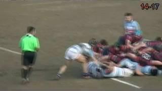 28/01/2018: Rugby Badia vs Rugby Paese - HL