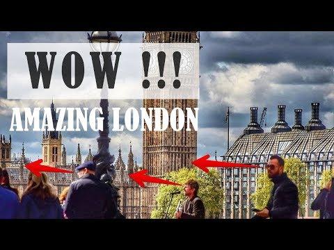 Amazing London Tourism - England UK - London Vacation Travel Guide