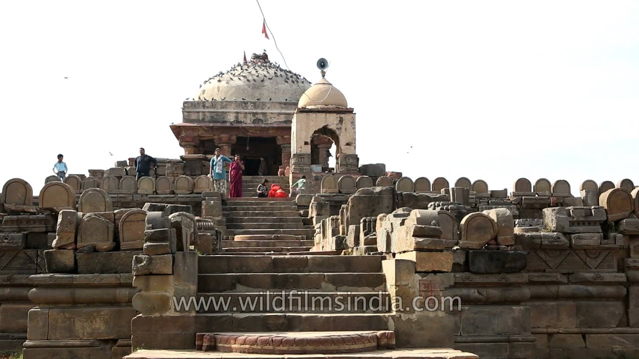 harshad mata mandir