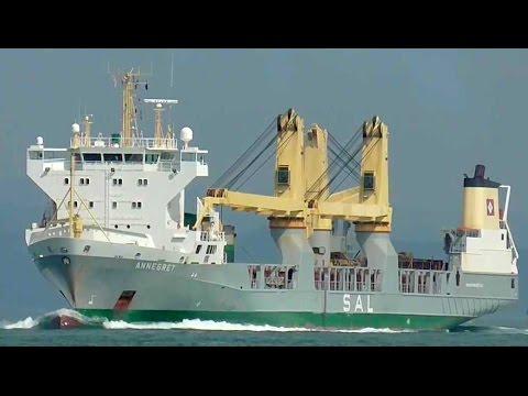 ANNEGRET - SAL HEAVY LIFT heavy lift ship