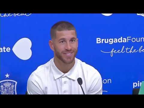 Sergio Ramos refuse de commenter le départ de Zidane du Real Madrid