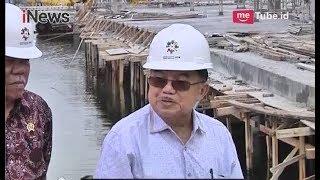Wapres JK Bersama Menteri PUPR Tinjau Proyek Asian Games di Jakarta - iNews Sore 27/04