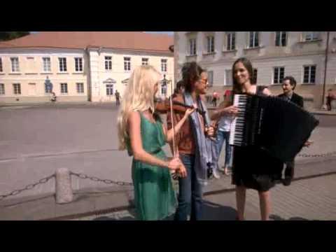 """""""Aerosmith""""  Steven Tyler in Lithuania, Vilnius."""