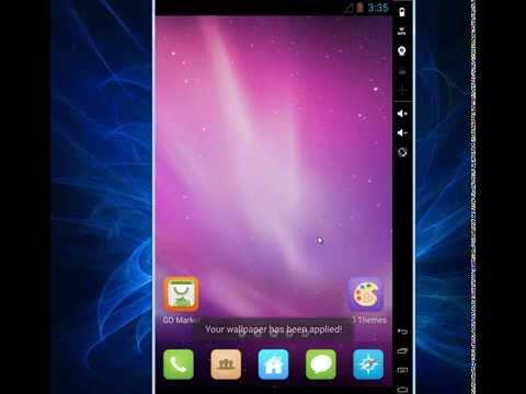 GO Launcher IOS7 IPhone Theme