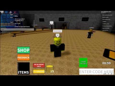 Roblox Baldi Basic Codes Youtube