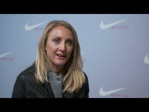 Marathon WR holder Paula Radcliffe on Eliud Kipchoge's 2:00:25
