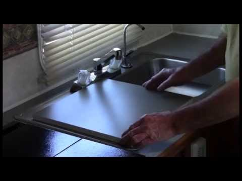 RV Kitchen Sink Top