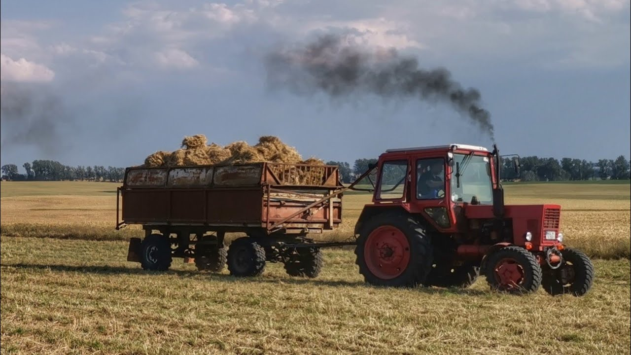 Belarus MTZ-82 restoration project. Part 20 | PTO Repair