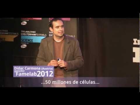 Famelab llega a España [Ampliado al 20 DE FEBRERO el plazo de presentación]