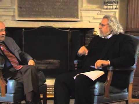 A Conversation with James Carey- April 8, 2002