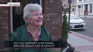 Do you support national ban on single use plastics? | Outburst