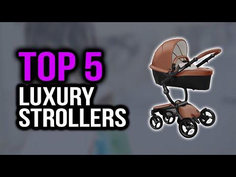 Top 5 Best Luxury Strollers In 2020
