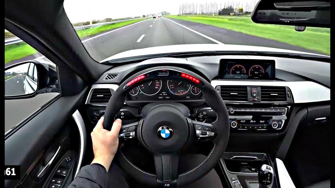 The Bmw 3 Series M Performance 2018 Test Drive Youtube