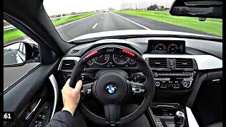 The BMW 3 Series M Performance 2018 Test Drive
