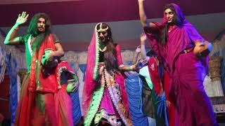 पुजवा झिझिया खेली pujwa jhijhiya khele jai